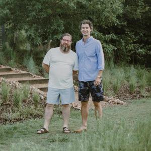 Jason and Matt of Kessler Woods
